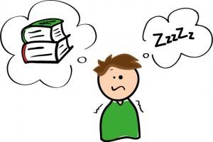 Dormir ou travailler en PACES