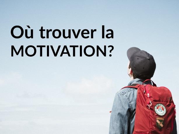 Où trouver la motivation en PACES ?